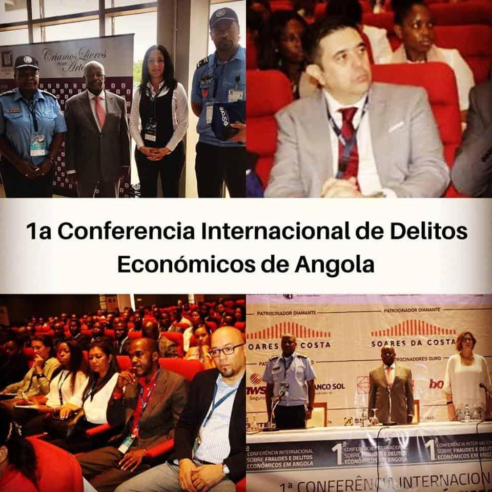 Conferencia Angola
