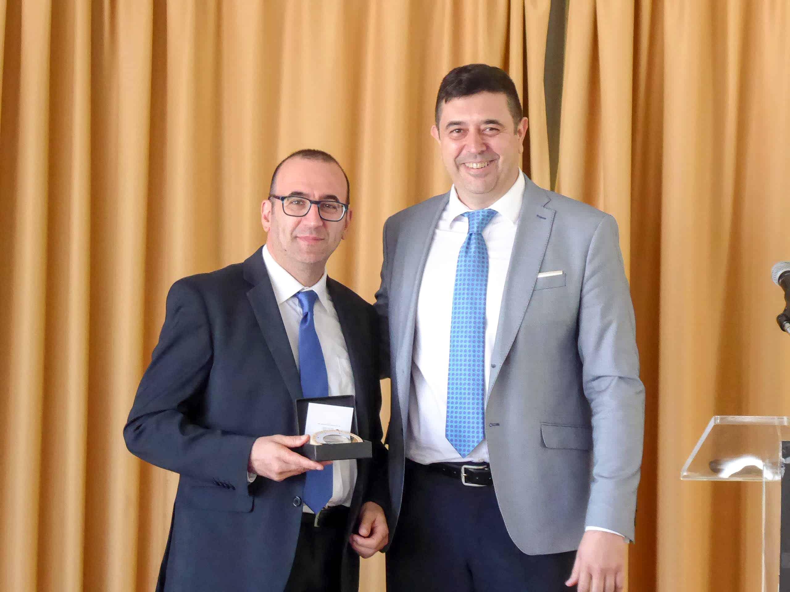 Rafael López y Jaume Masip
